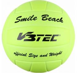Volejbalový míč V3TEC Smile Beach Neon Yellow
