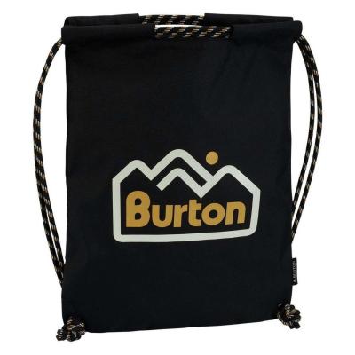 Vak BURTON Cinch Bag Black