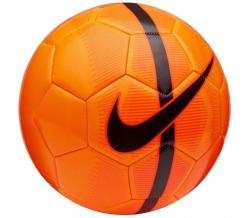Futbalová lopta NIKE Mercurial Fade Orange