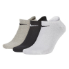 NIKE LTWT NS Value 3-pack Black+ White + Grey