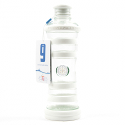 i9 informovaná fľaša Biela - Čistota