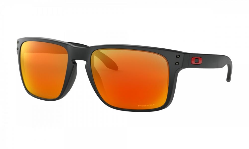Slnečné okuliare OAKLEY Holbrook XL Matte Black w  Prizm Ruby 24ef279537d