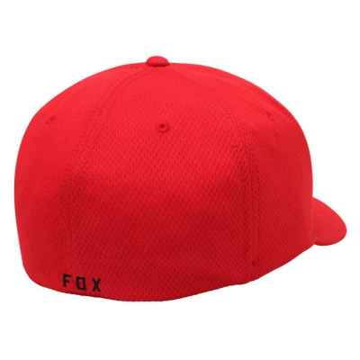FOX Lithotype Flexfit Red