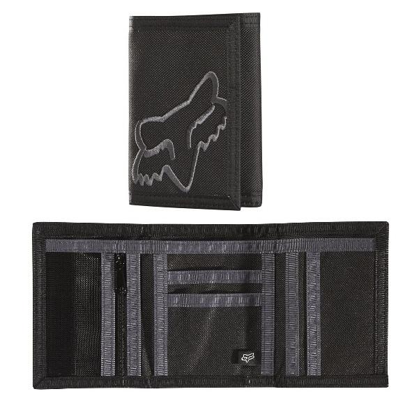 Peňaženka FOX Mr. Clean Velcro Black Čierna