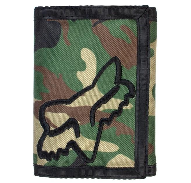 Peňaženka FOX Mr. Clean Velcro Camo Maskáčová