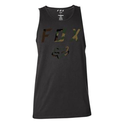FOX Cyanide Squad Premium Tank Black