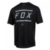 FOX Ranger SS Bars Jersey Black