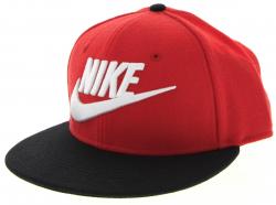 Šiltovka Nike Futura True Black / Red