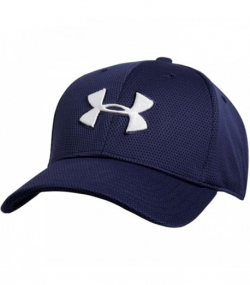 Šiltovka UNDER ARMOUR Blitzing II Stretch Fit Dark Blue
