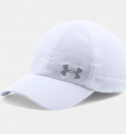 Šiltovka UNDER ARMOUR Fly By AV Cap White