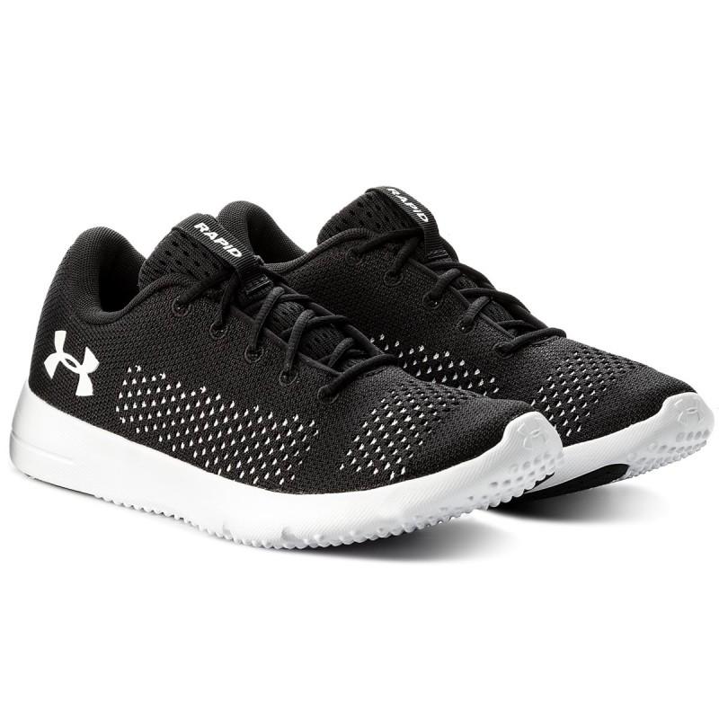 Dámske tenisky UNDER ARMOUR UA Rapid Running Shoes Black Čierna 40