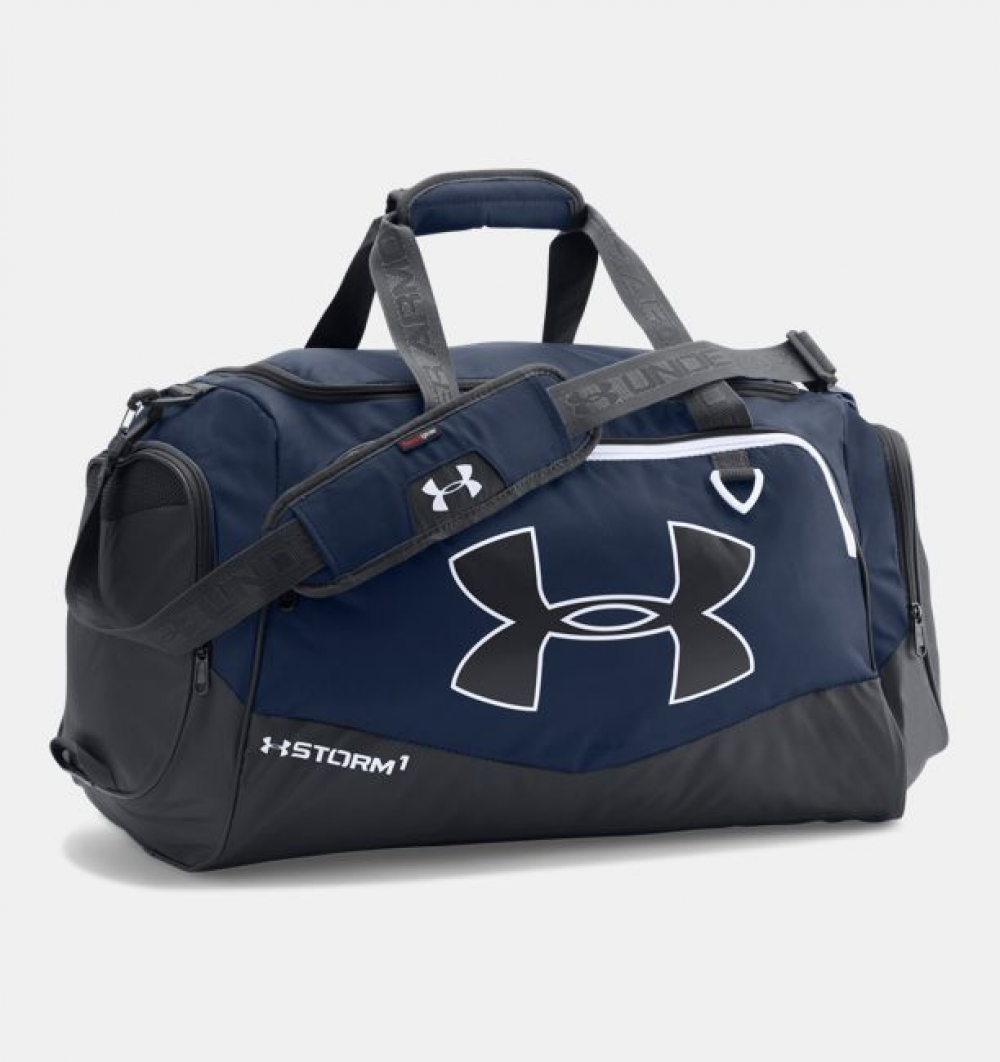 Sportovní taška Under Armour Storm Undeniable II MD Duffle Dark Blue 6dfd3528520