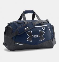 Športová taška Under Armour Storm Undeniable II MD Duffle Dark Blue