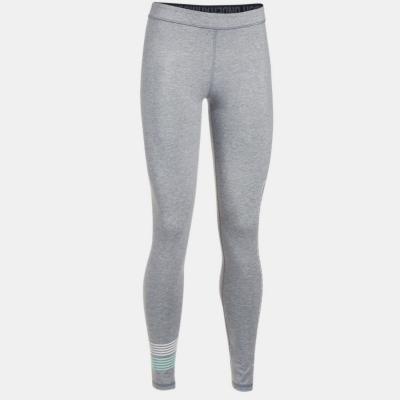 UNDER ARMOUR Favorite Legging WM Graphic Grey