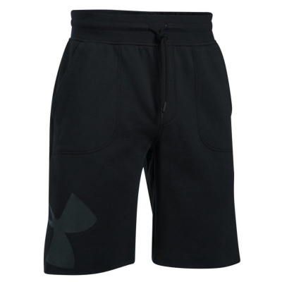 UNDER ARMOUR Rival Exploded Graphic Black