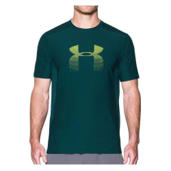 Tričko UNDER ARMOUR Raid Graphic Green