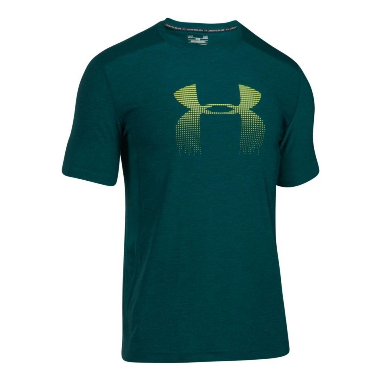 UNDER ARMOUR Raid Graphic Green Zelená MD