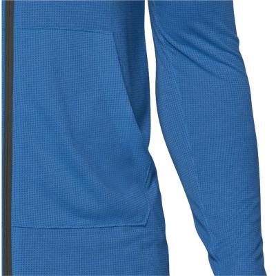 UNDER ARMOUR UA Threadborne Fitted FZ Blue