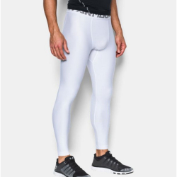 Pánske legíny UNDER ARMOUR HG Armour 2.0 Legging White