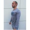Pánske tričko ICEPEAK Leighton Grey