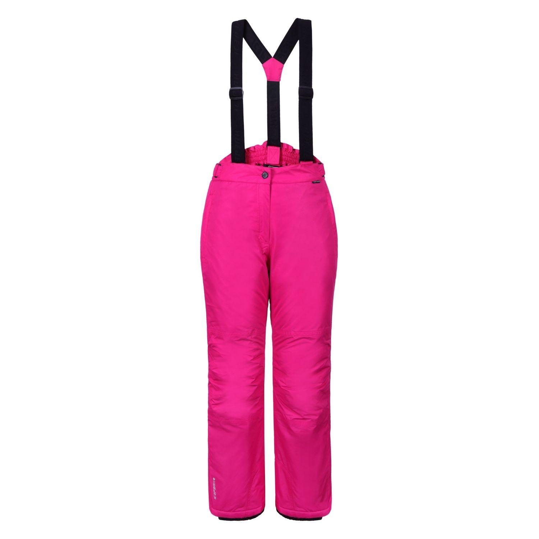Lyžiarske nohavice ICEPEAK Trudy Neon Ružová S