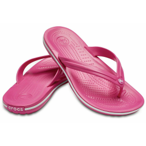 Žabky CROCS Crocband Flip Paradise Pink