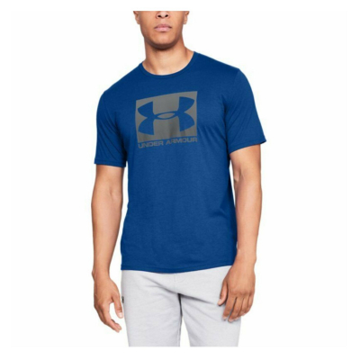 UNDER ARMOUR Boxed Sportstyle SS Blue