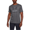 Tričko UNDER ARMOUR BGL Foundation SS T Grey