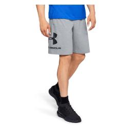 Pánske šortky UNDER ARMOUR Sportstyle Graphic Short Grey