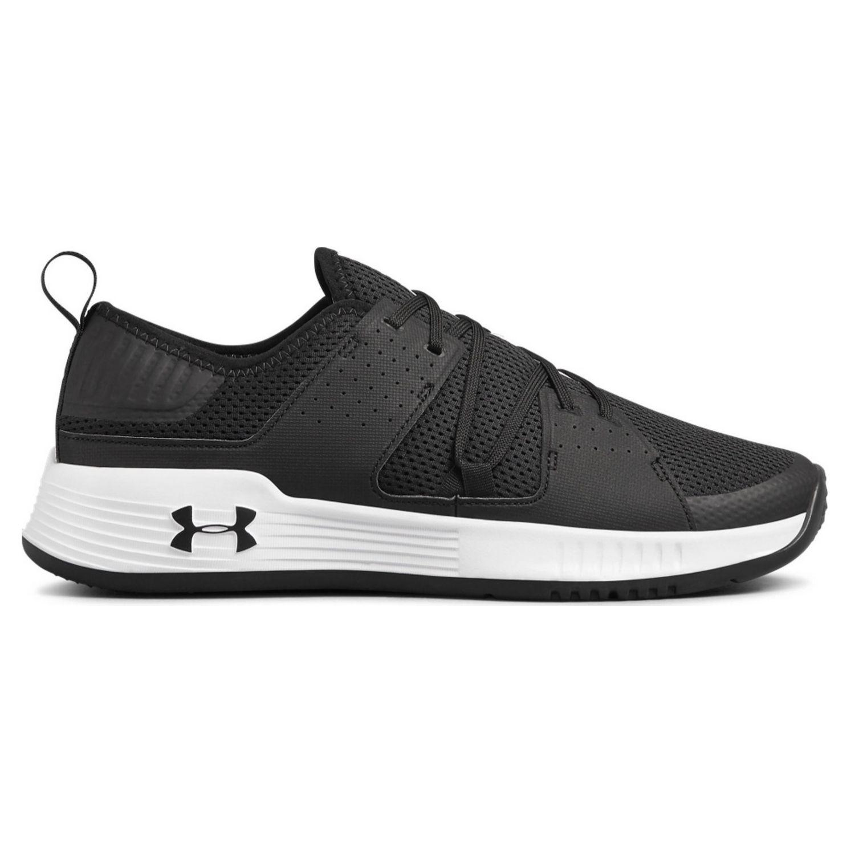 Pánska fitness obuv UNDER ARMOUR Showstopper 2.0 Black Čierna 45.5