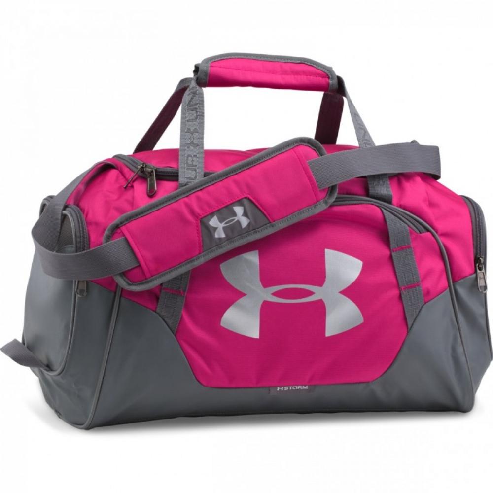 c957bac1e0911 Športová taška UNDER ARMOUR Undeniable Duffle 3.0 XS Pink