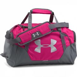 Športová taška UNDER ARMOUR Undeniable Duffle 3.0 XS Pink