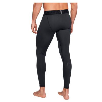 UNDER ARMOUR Cold Gear Legging Black / Charcoal