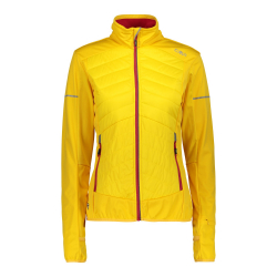 CAMPAGNOLO Woman Jacket Hybrid Yellow