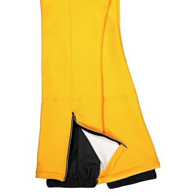 Dámske nohavice CAMPAGNOLO Woman Long Pant Yellow - 18/19 ID produktu: 72403