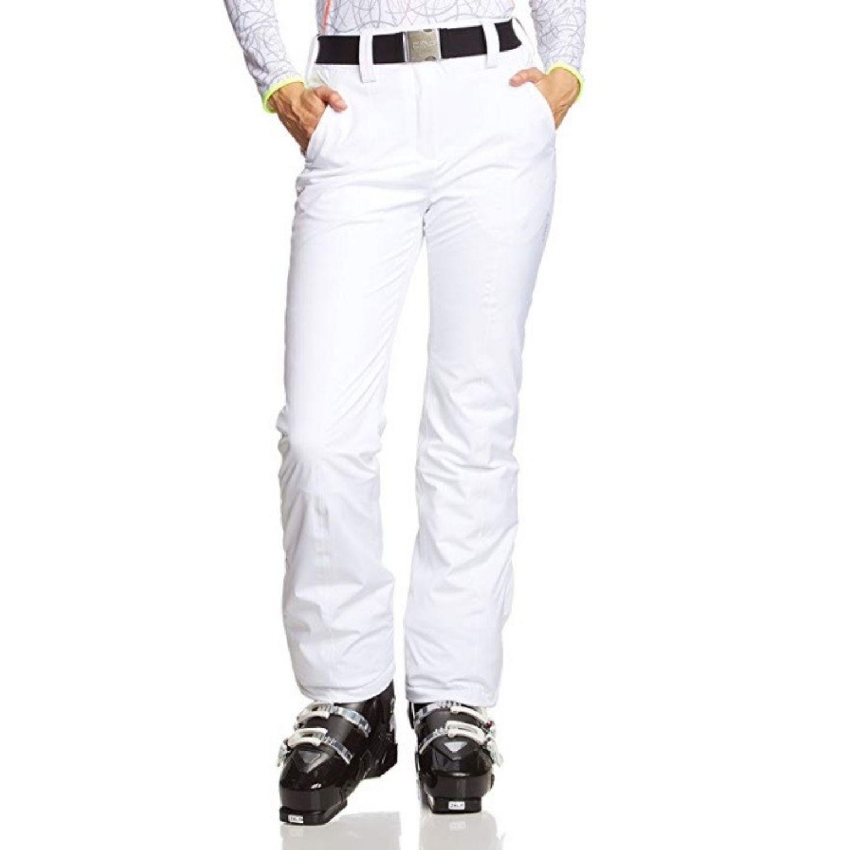 Lyžiarske nohavice CAMPAGNOLO Woman Pant White Biela XXL