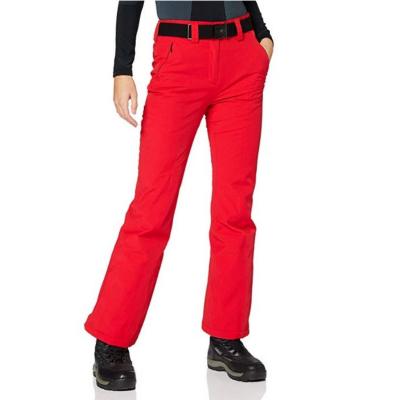CAMPAGNOLO Woman Pant Red / Ferrari