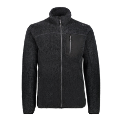 Mikina CAMPAGNOLO Man Jacket Black
