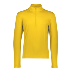 Pánsky pulóver CAMPAGNOLO Man Sweat Yellow - 18/19