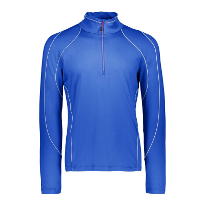 Pánsky pulóver CAMPAGNOLO Man Sweat Blue - 18/19
