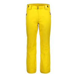 Lyžiarske nohavice CAMPAGNOLO Man Ski Salopette Yellow - 18/19