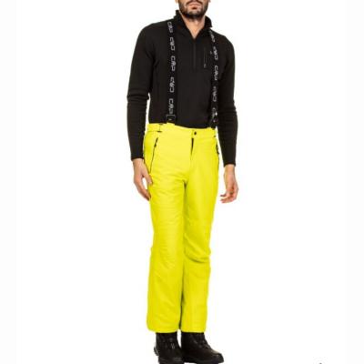 CAMPAGNOLO Man Ski Pant Yellow