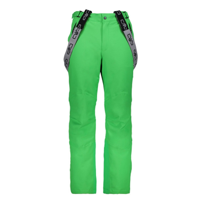 CAMPAGNOLO Man Ski Pant Green - 18/19