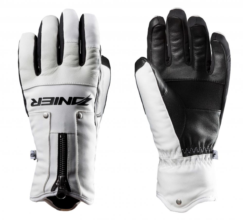 389ae24f1 Lyžiarske rukavice ZANIER Turrach.ZX Black / White - 18/19