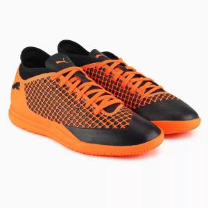 Halová obuv PUMA Future 2.4 IT Orange/Black