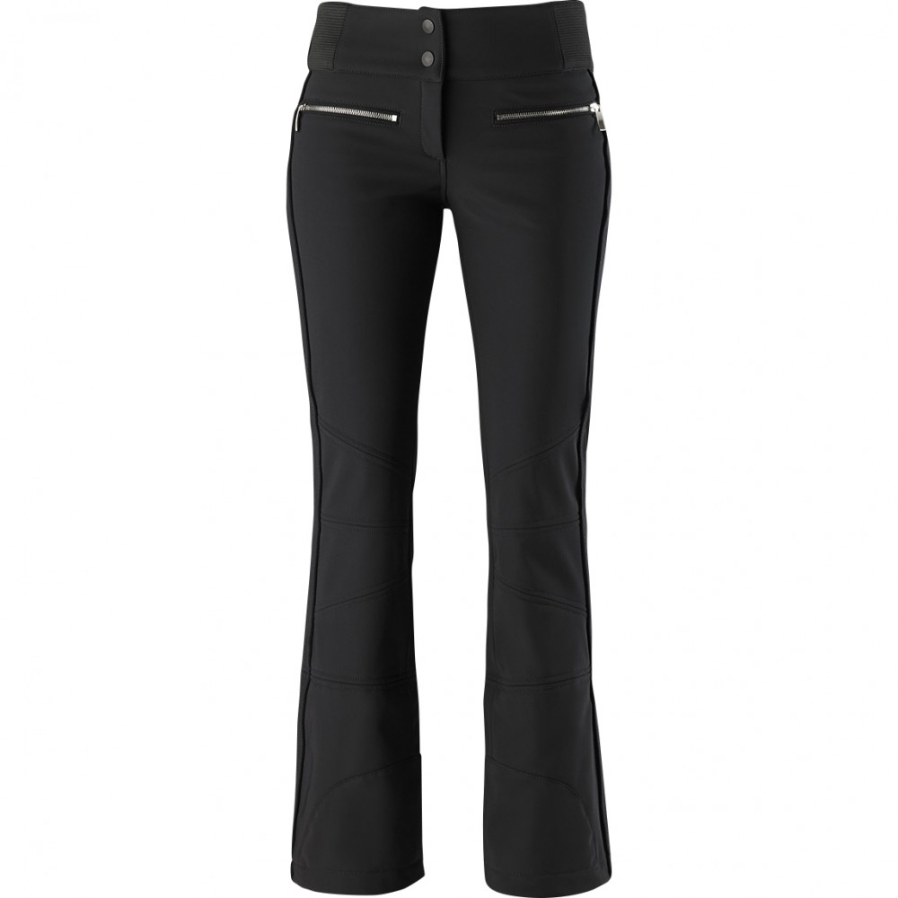 0b0722bcd6e2 Lyžiarske nohavice TONINI Tech Ela Black - 1819 Čierna 46