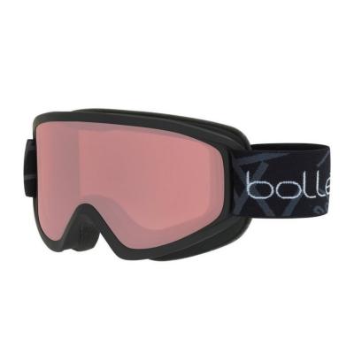 022e49596 Lyžiarske okuliare BOLLÉ Freeze Matte Black/Vermillon 18/19 ...