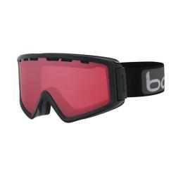 Lyžiarske okuliare BOLLÉ Z5 OTG Shiny Black/Vermillon Gun