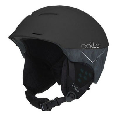 BOLLÉ Synergy Matte Black Forest Black