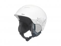 fc74e3506 Lyžařská helma BOLLÉ Synergy Matte White Forest 18/19